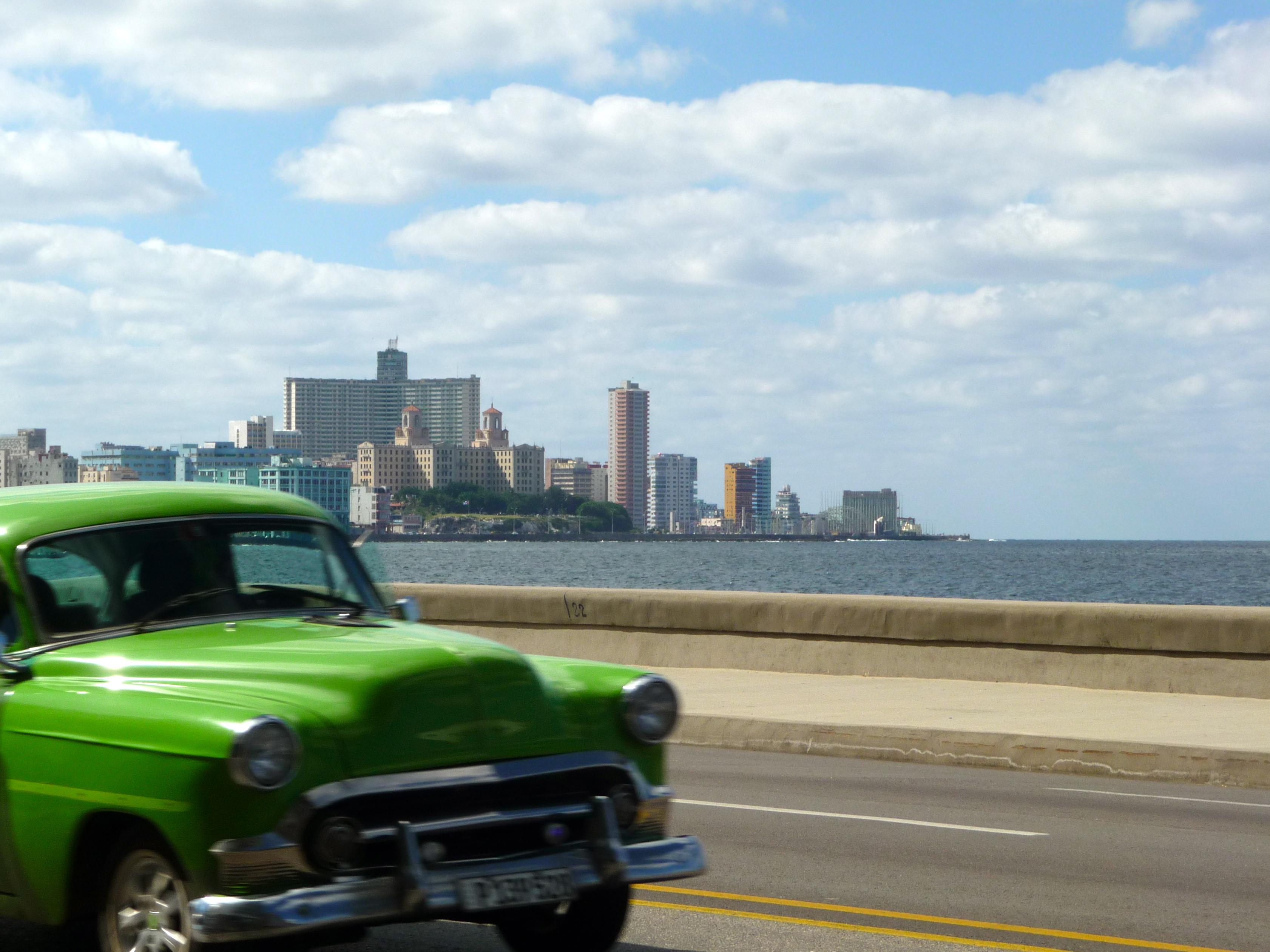 Cuba-Malecon